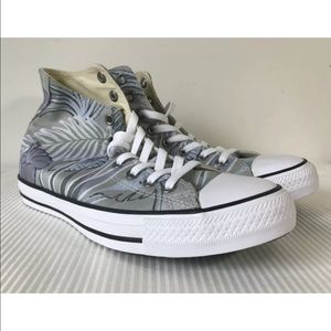 Converse Chuck Taylor All Star Hi Floral Sneakers